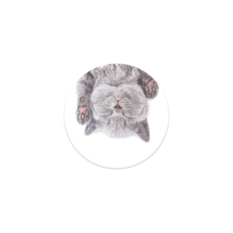 POPSOCKETS Cat Nap Irrotettava Grip Telinetoiminnolla
