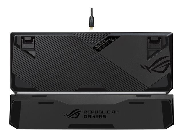 ASUS ROG Strix Scope TKL Deluxe Mekaaninen pelinäppäimistö