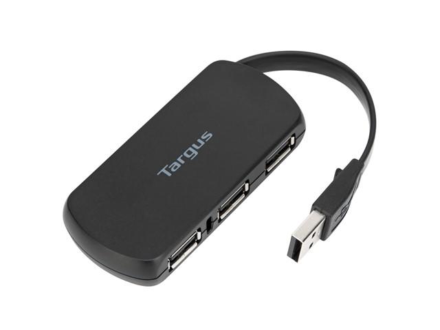 Targus 4-porttinen USB 2.0 jakaja hub