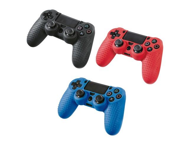 Ohjaimen suojakuori  PS4 Dualshock ohjaimelle (Eri värejä)