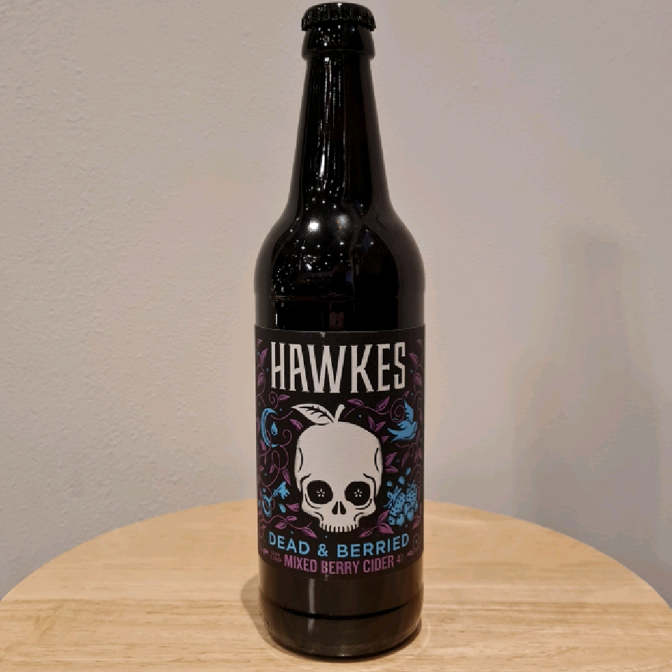 Hawkes Dead and Berried 50cl