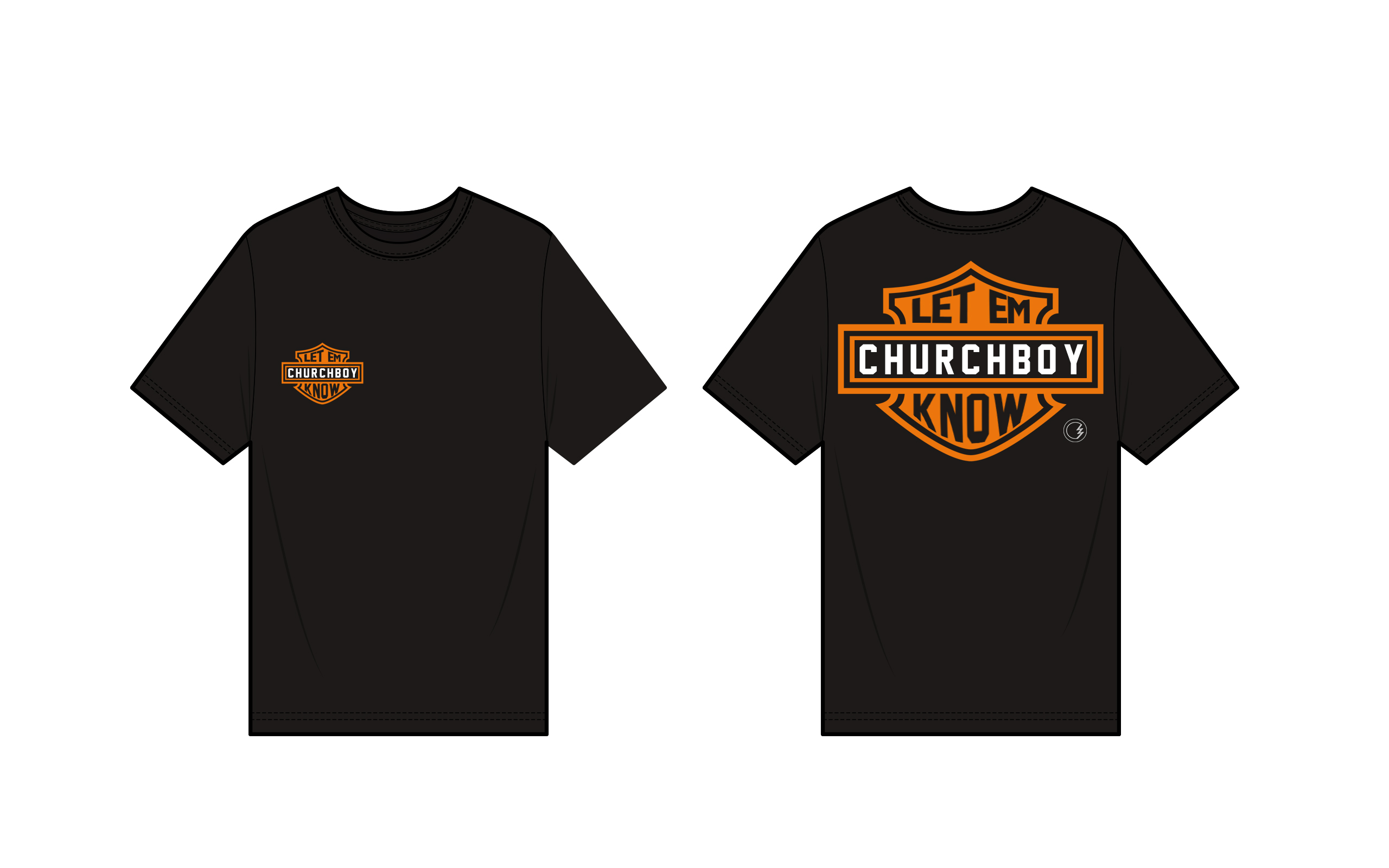 Churchboy Tee