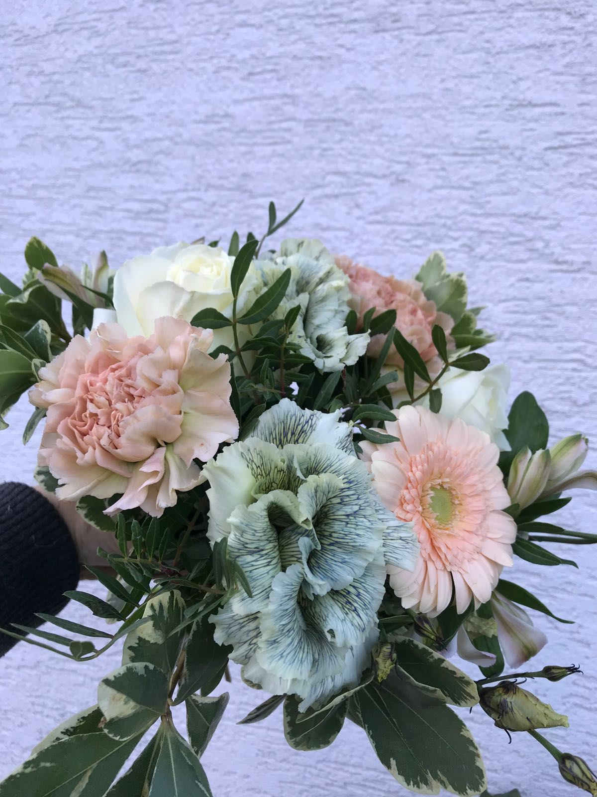 Floristens val - Pastell