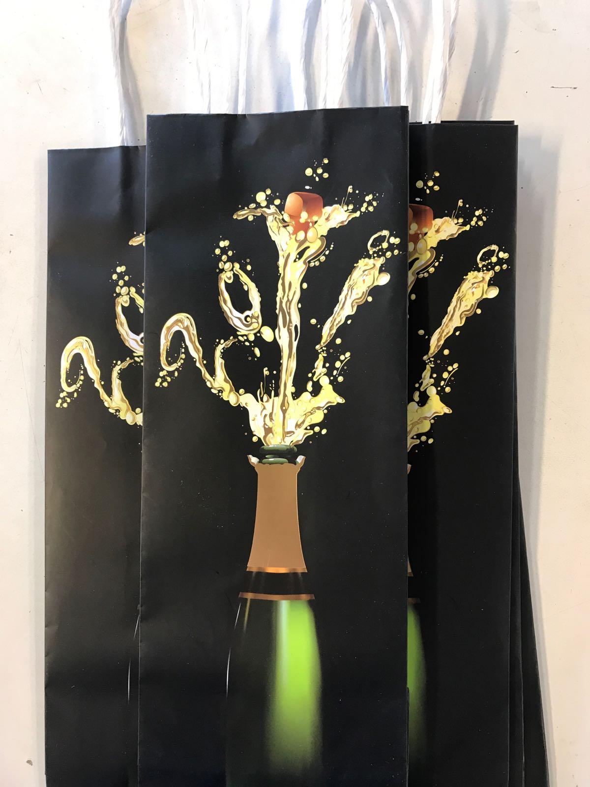 Studentpåse Champagne