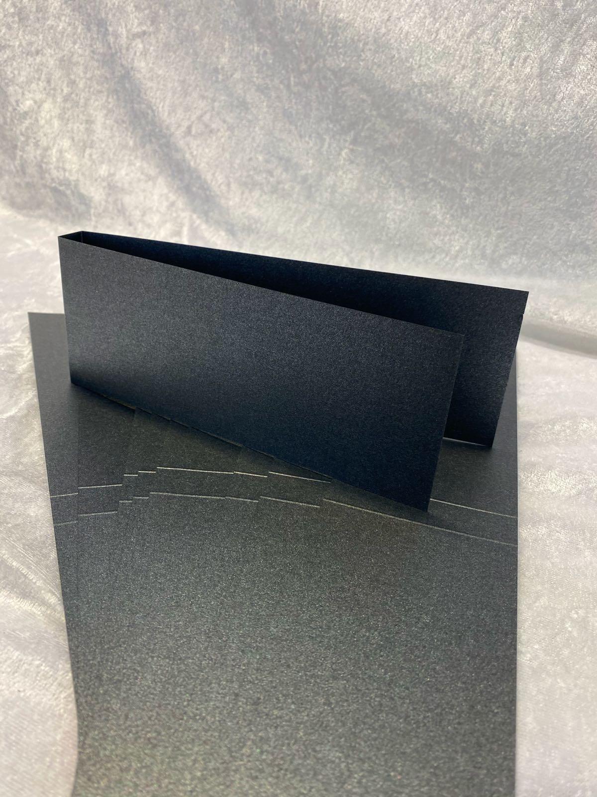 Slimcard base shimmer blå. TILBUD: 10 stk. kun kr 25,-