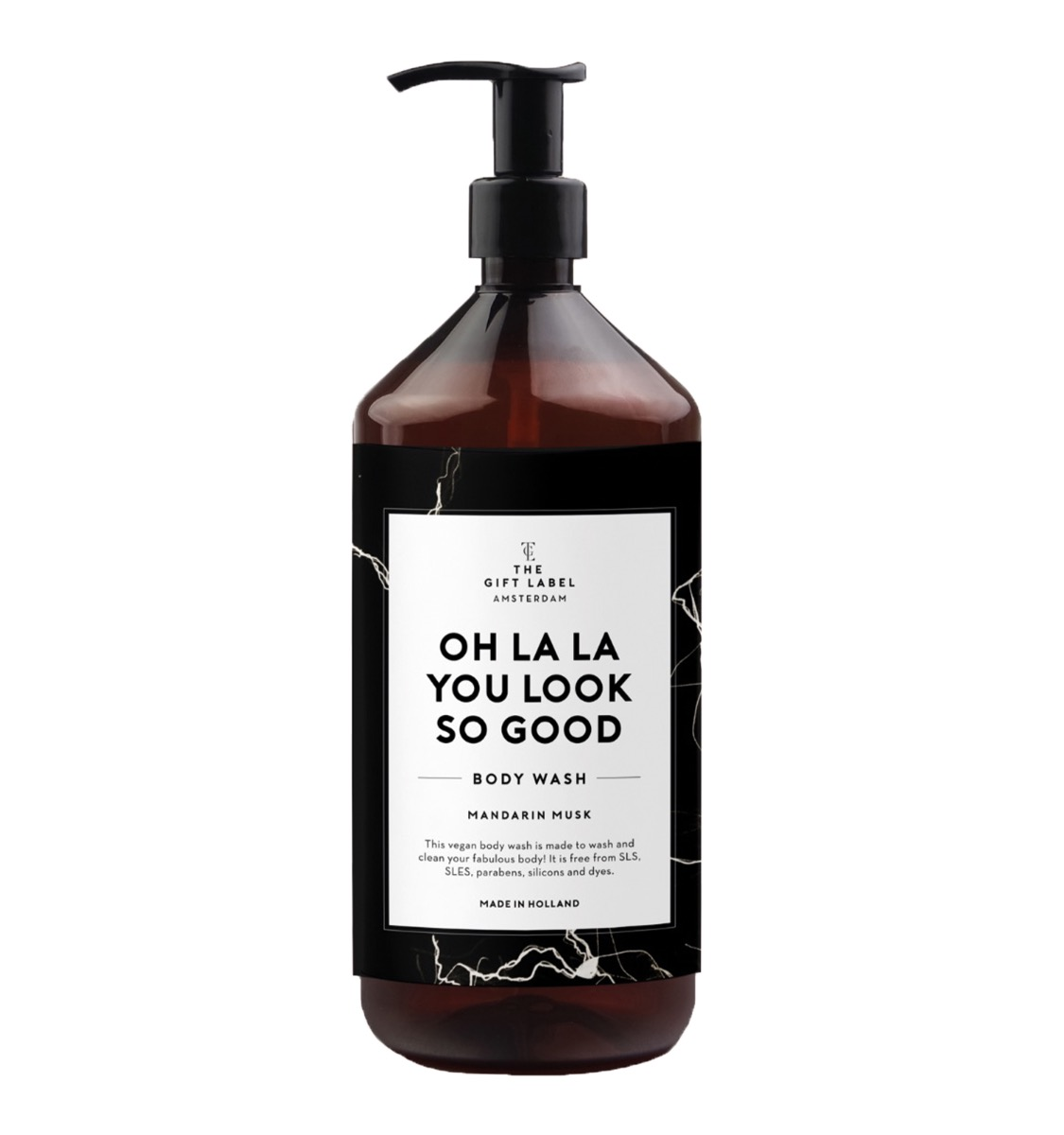 Body Wash, The Gift Lable, Oh La La, 1000 ML