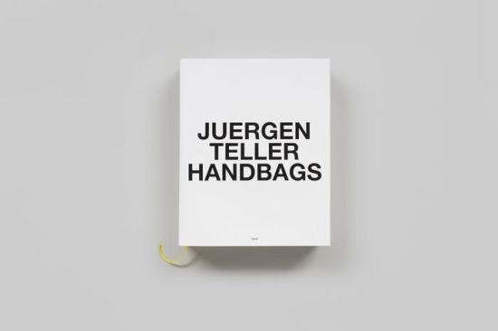 Bok,  Coffetablebook, Juergen Teller Handbags