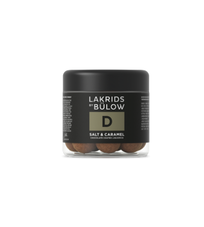 Lakrids, by Bulow, D Salt & Caramel