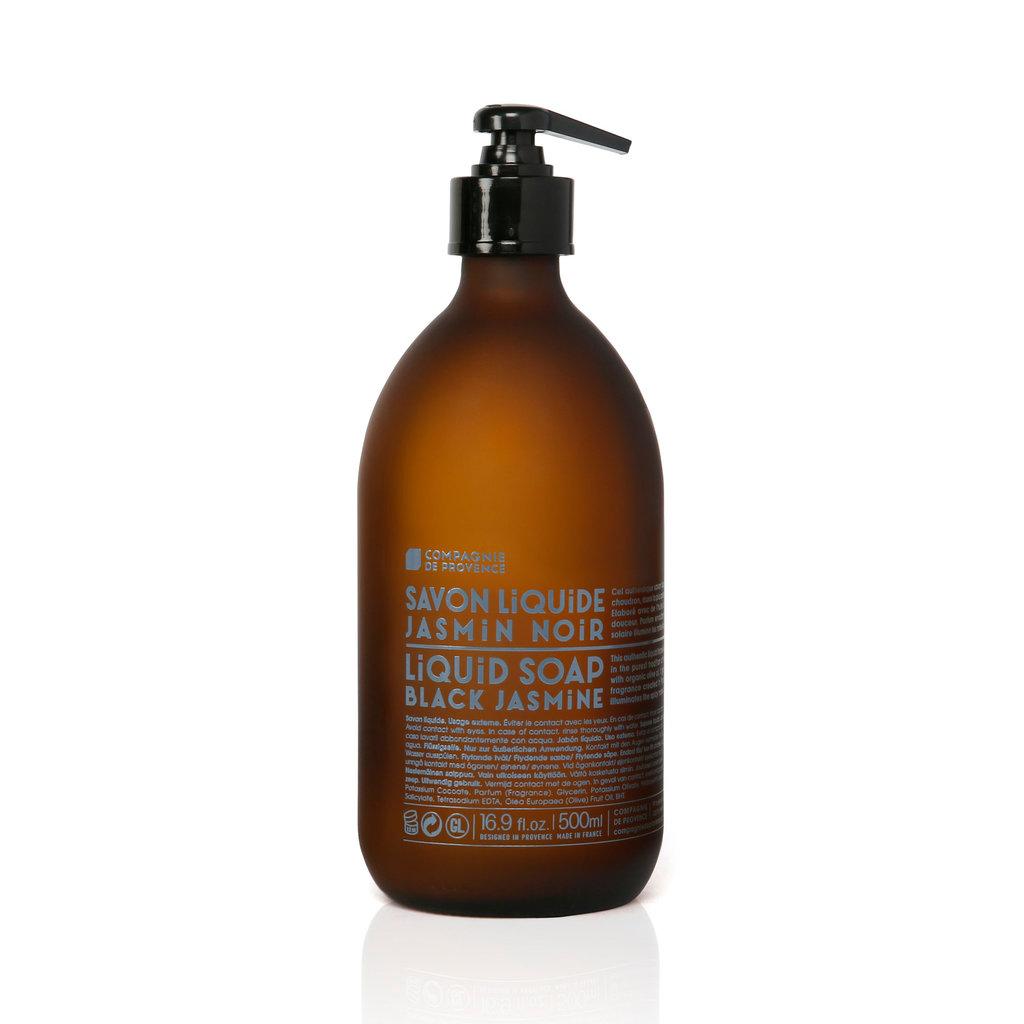 Flytande tvål, Compagnie de Provence, Black Jasmine, 3oo ml