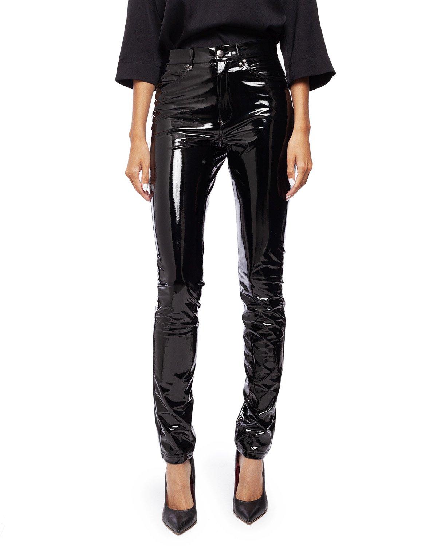 Byxor, Ahlvar Gallery, Amaya Latex Trousers
