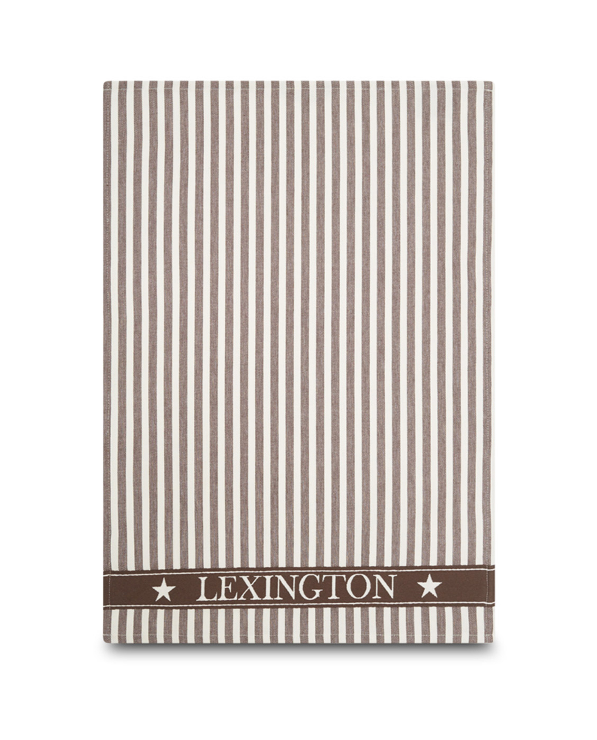 Kökshandduk, Lexington, Striped Classic Kitchen Towel, brown white