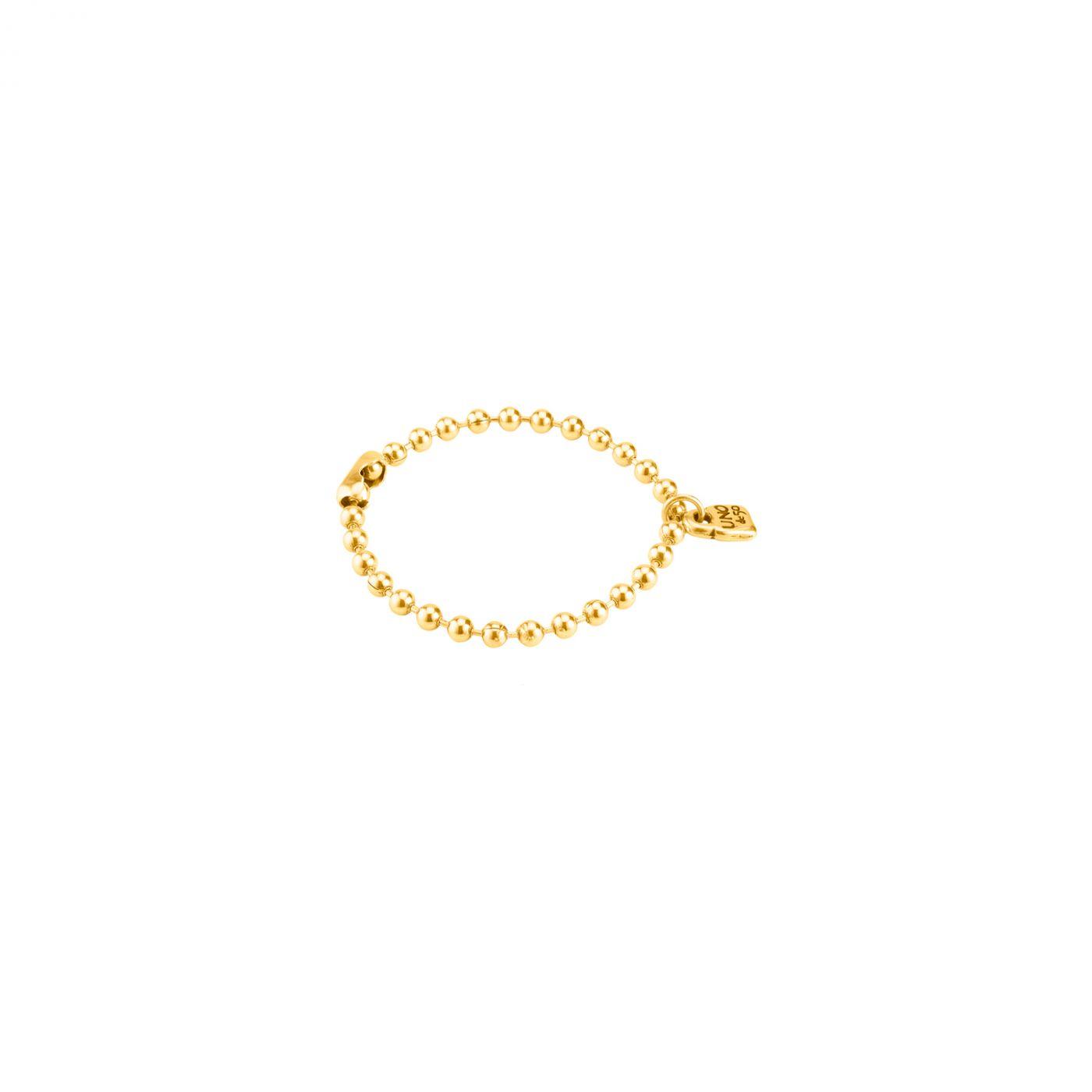Armband, Uno de 50, Emotions, Guld