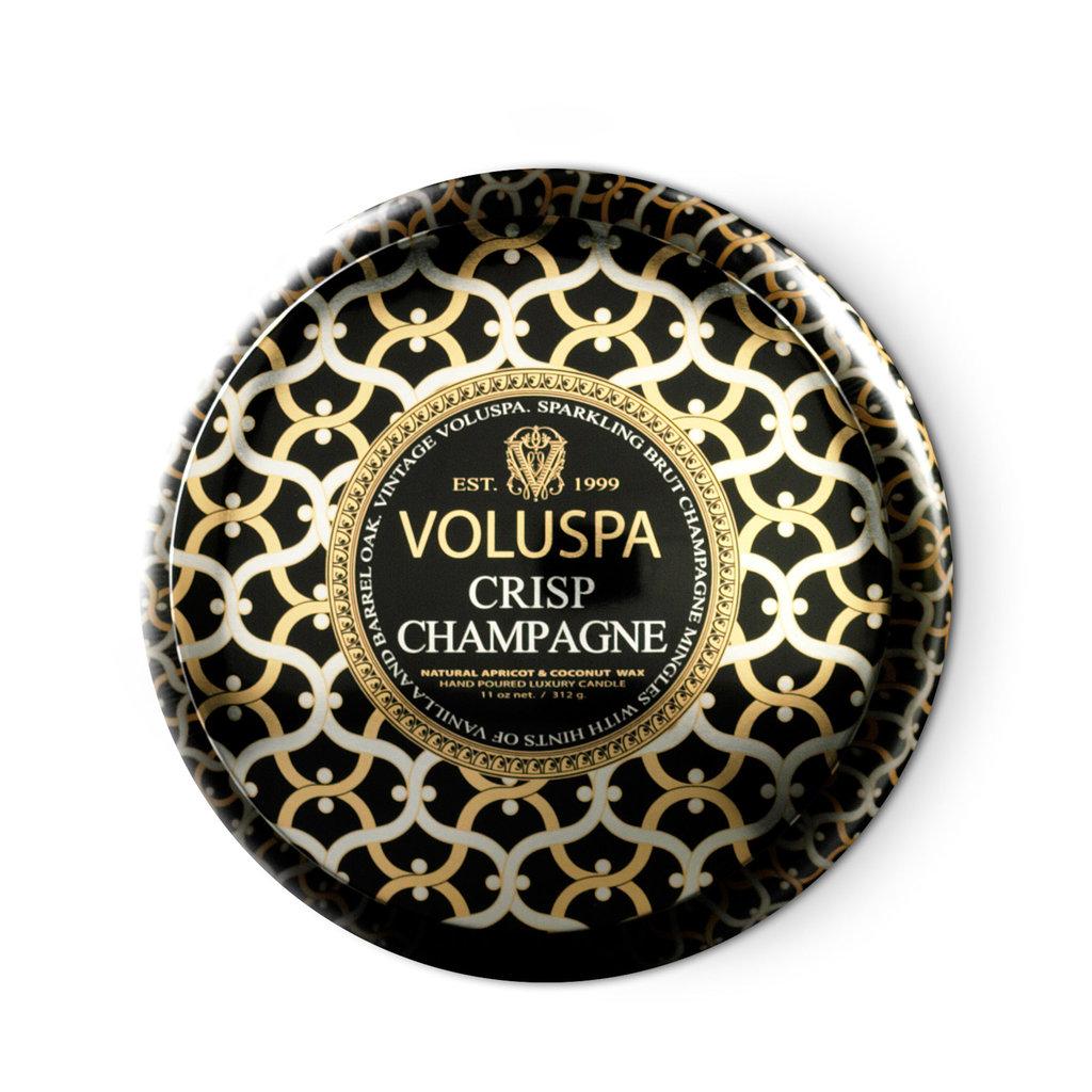 Doftljus 2 vekar, Voluspa, Crisp champagne 312g