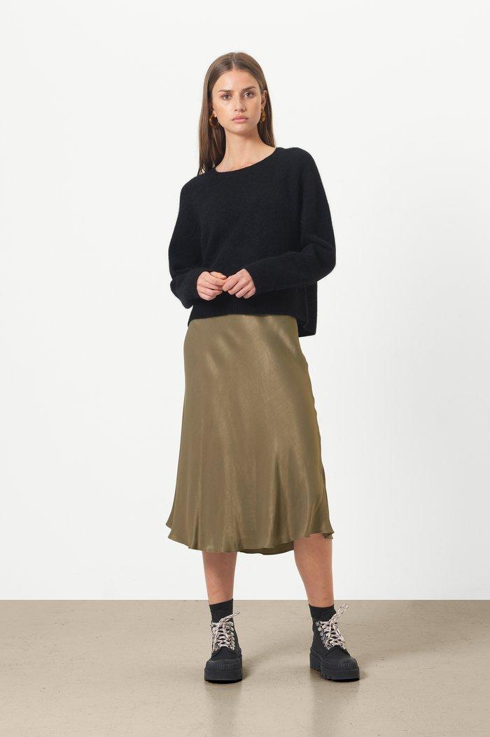 Kjol, Second Female, Eddy MW Midi Skirt