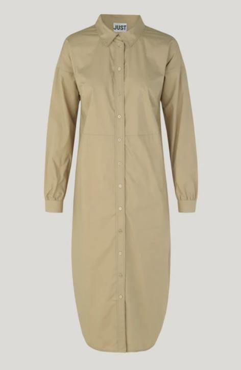 Klänning, Just, Moria Shirt Dress