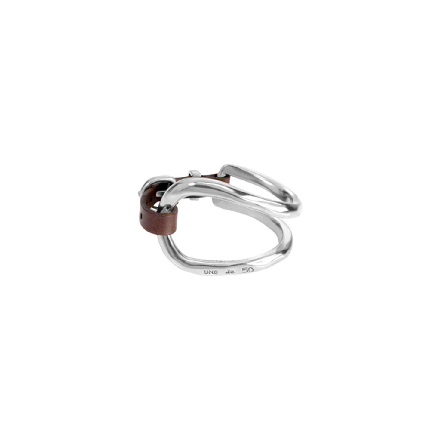 Armband, Uno de 50, Bite, Silver