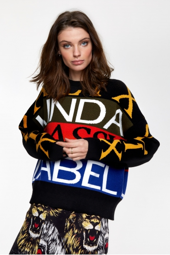 Sweatshirt, Alix The Lable, Multi Colour