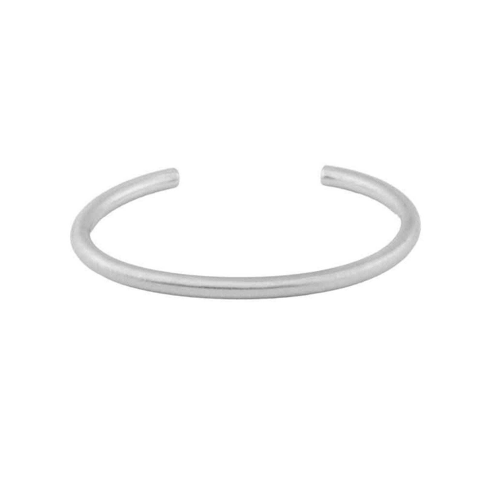 Armband, DNSK, Infinity Open Bangle Silver