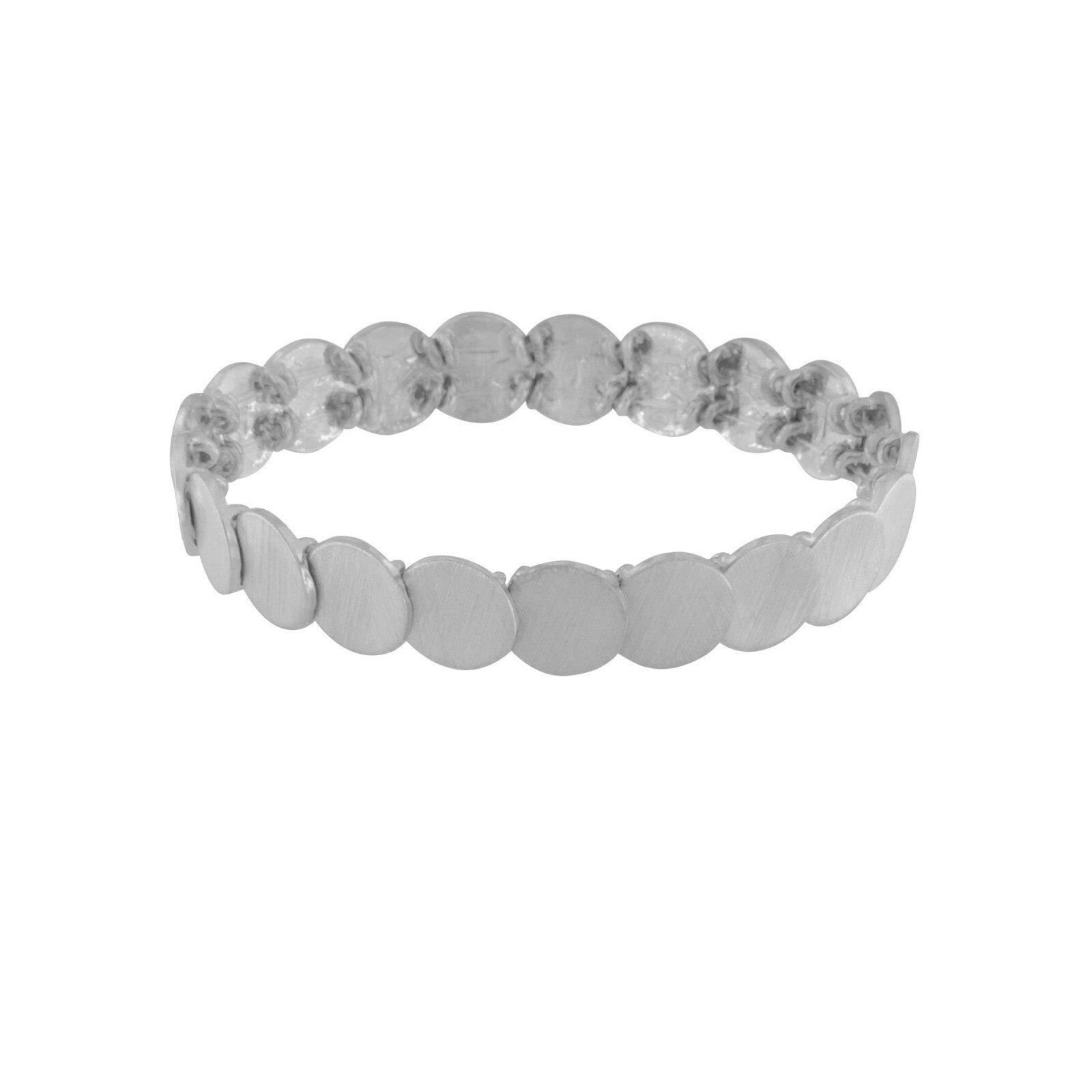 Armband, DNSK, Theia Mini Dot Silver