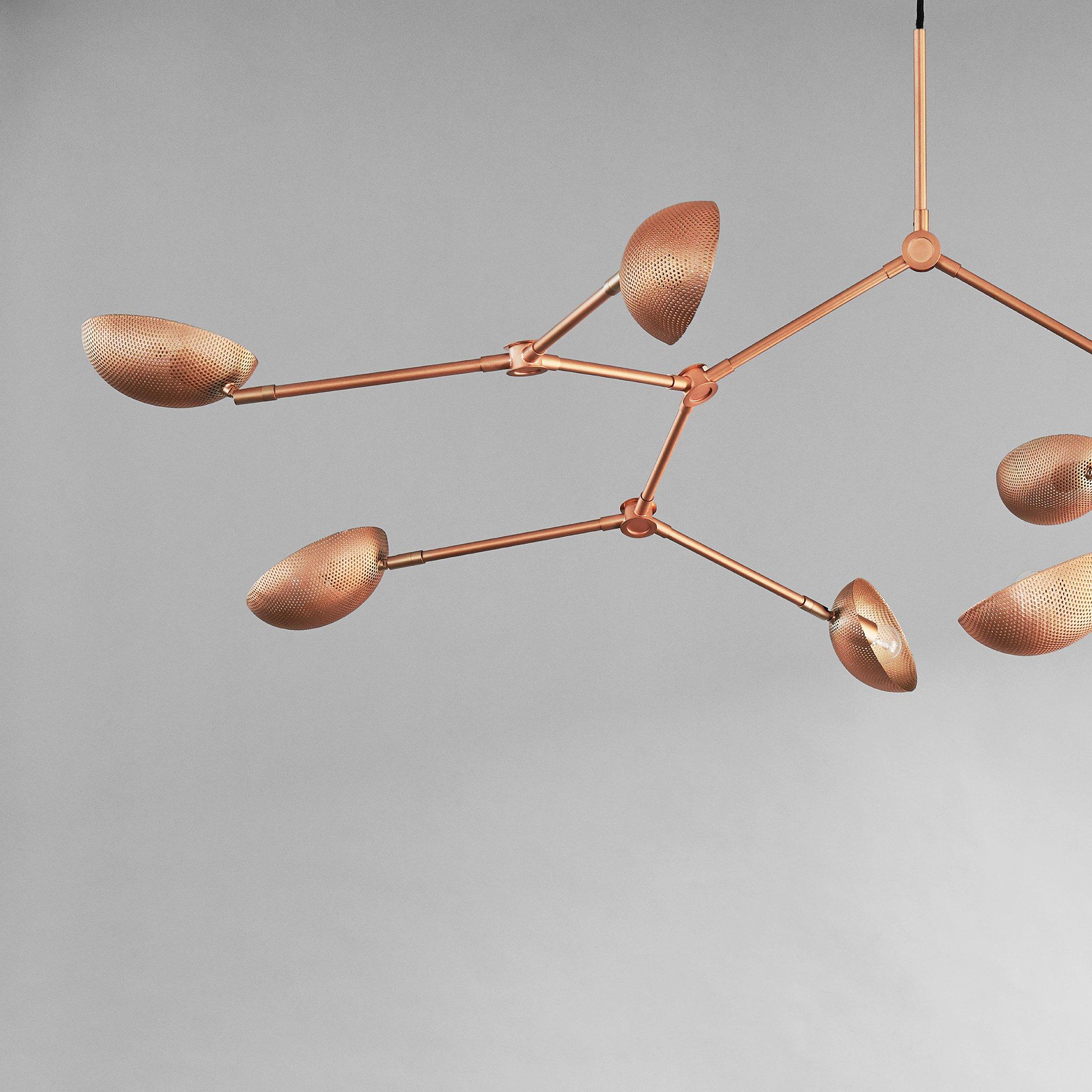 Lampa, 101 Copenhagen, Chandelier rose
