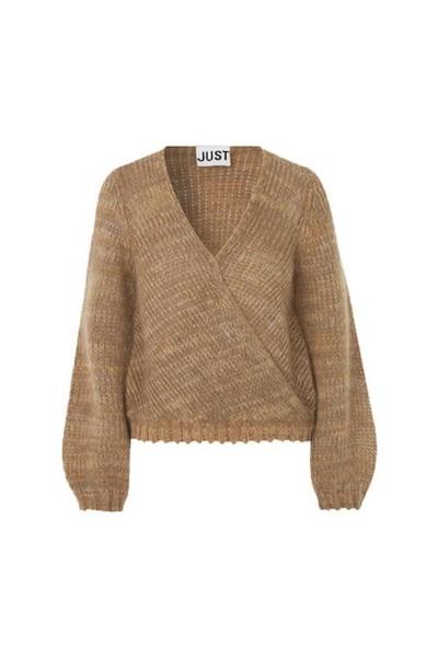 Tröja, Just Female, Dolly Wrap Knit