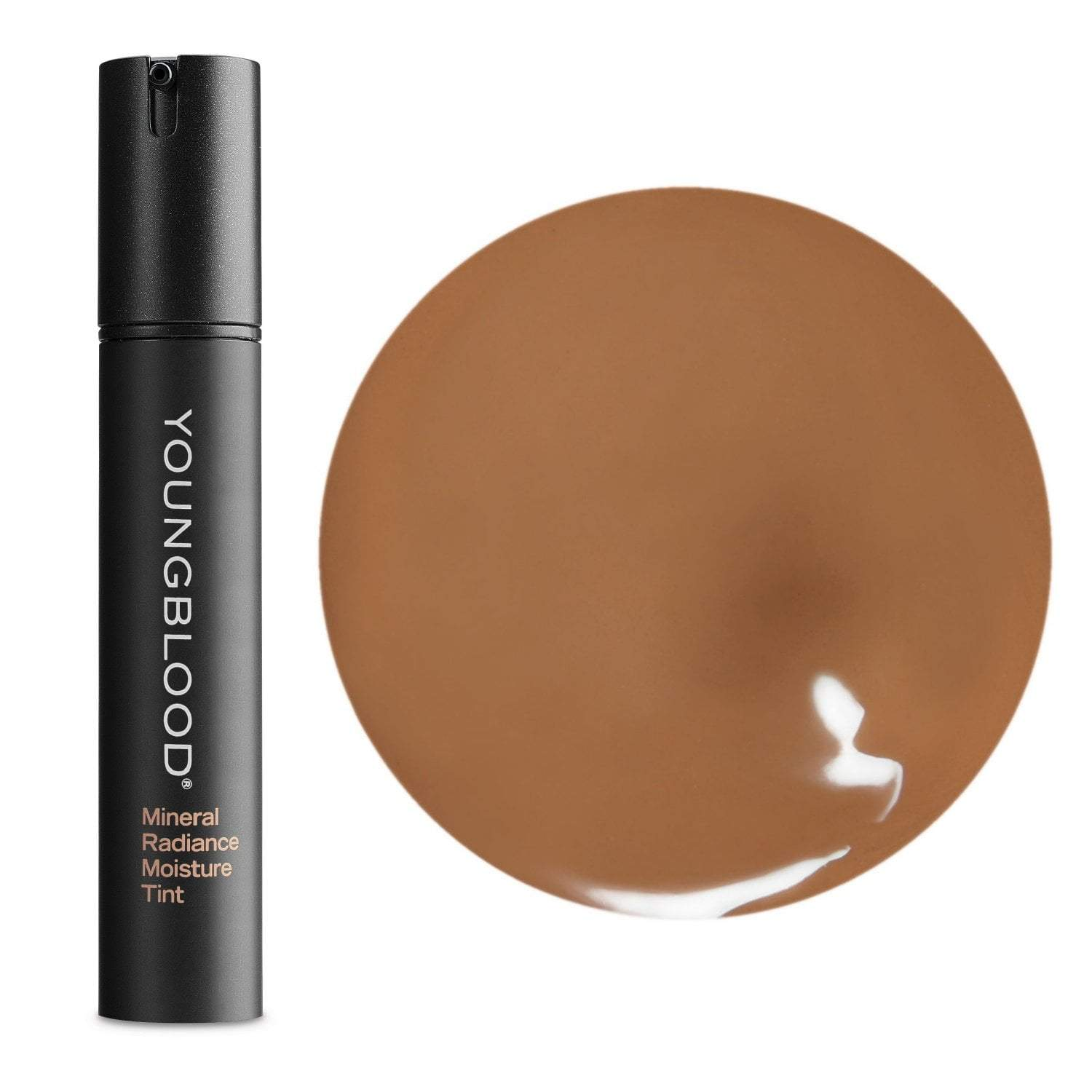 Warm, Mineral Radiance Moisture Tint, Youngblood
