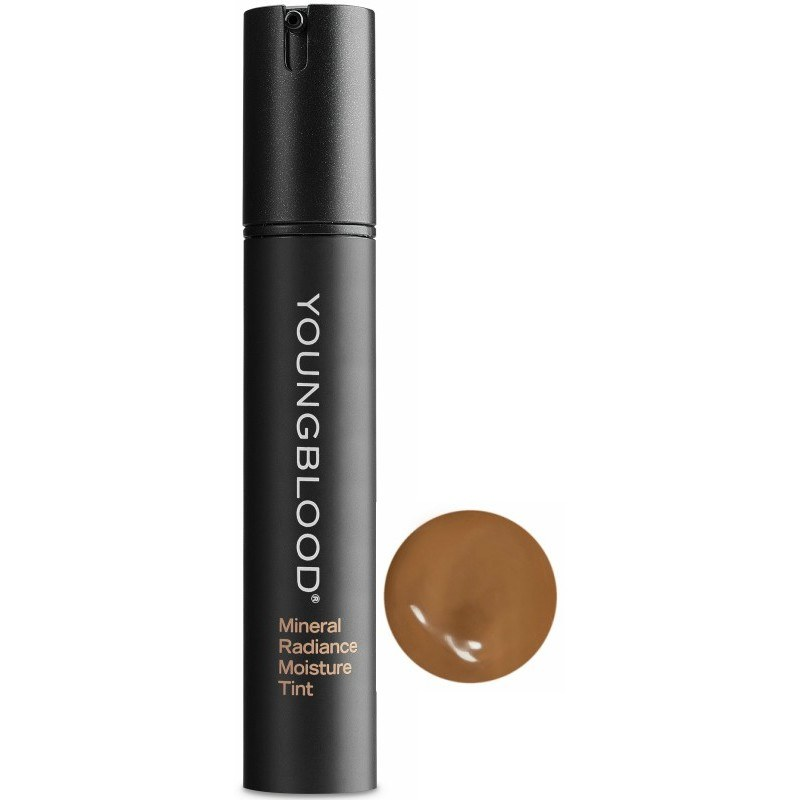 Tan, Mineral Radiance Moisture Tint, Youngblood