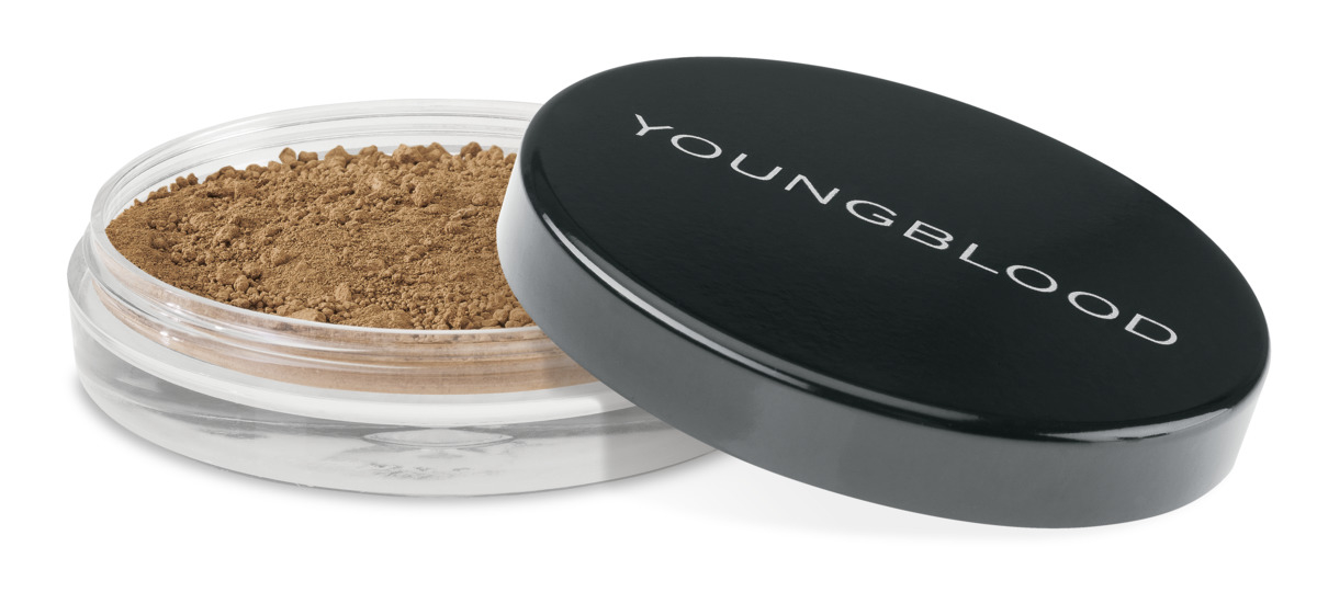 Coffee, Youngblood Loose Mineral Foundation