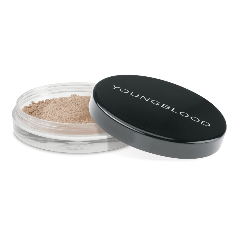 Ivory, Youngblood Loose Mineral Foundation