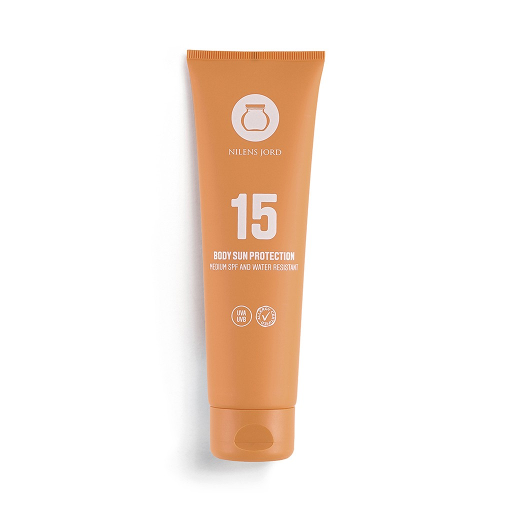 Nilens Jord Body Sun Protection SPF 15