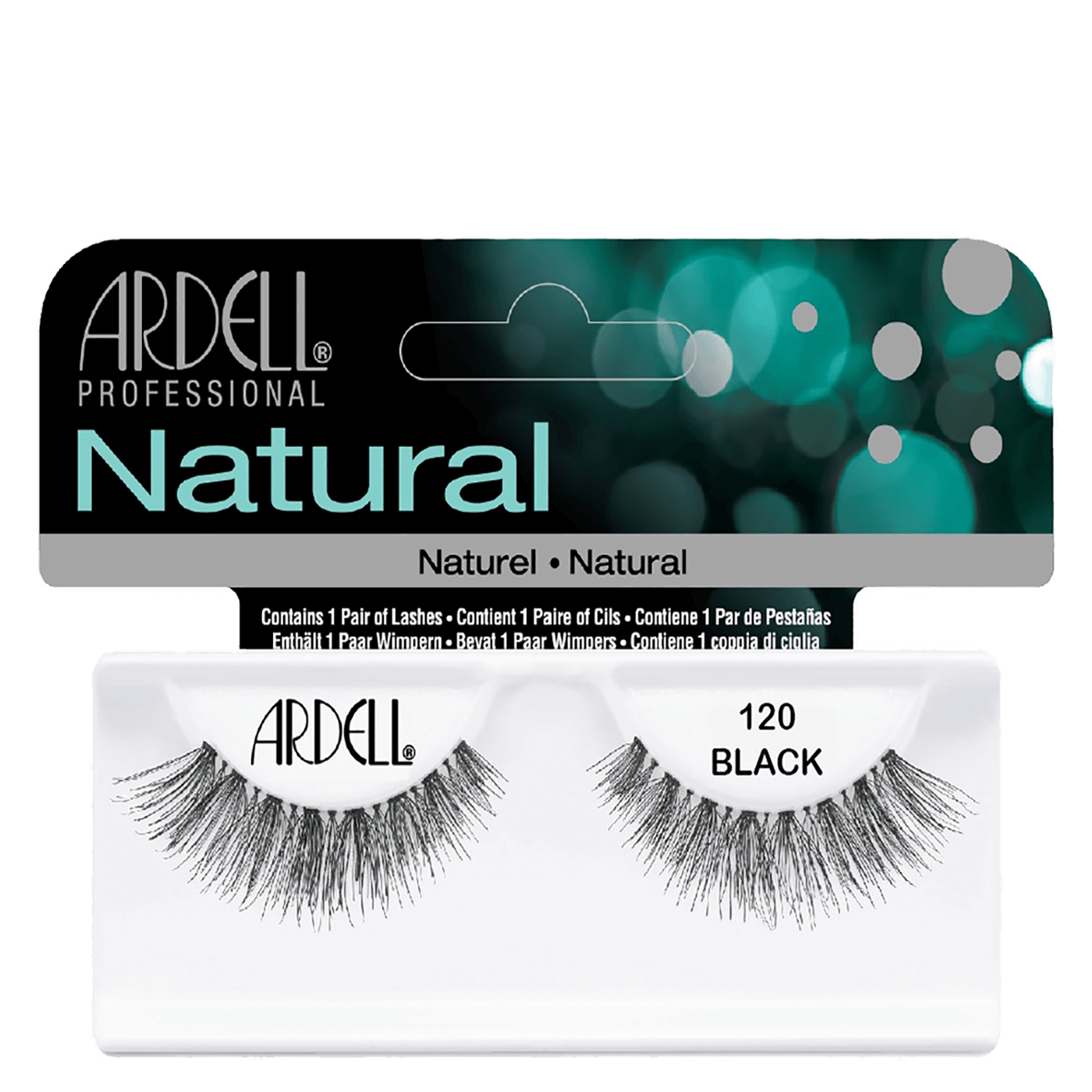 Natural, 120 Demi, Ardell Professional