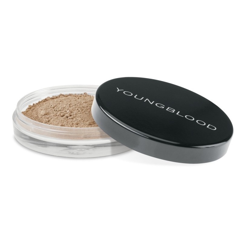 Warm Beige, Youngblood Loose Mineral Foundation