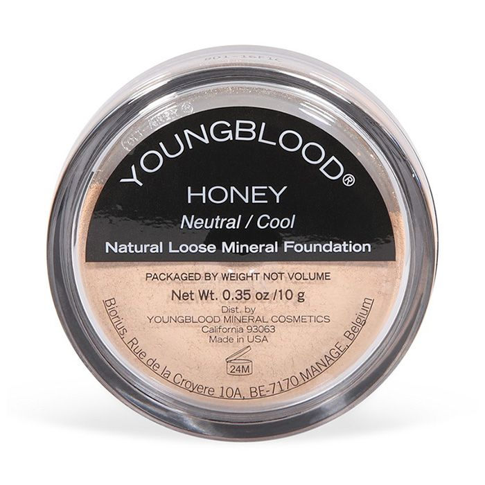 Honey Neutral/Cool, Youngblood Loose Mineral Foundation