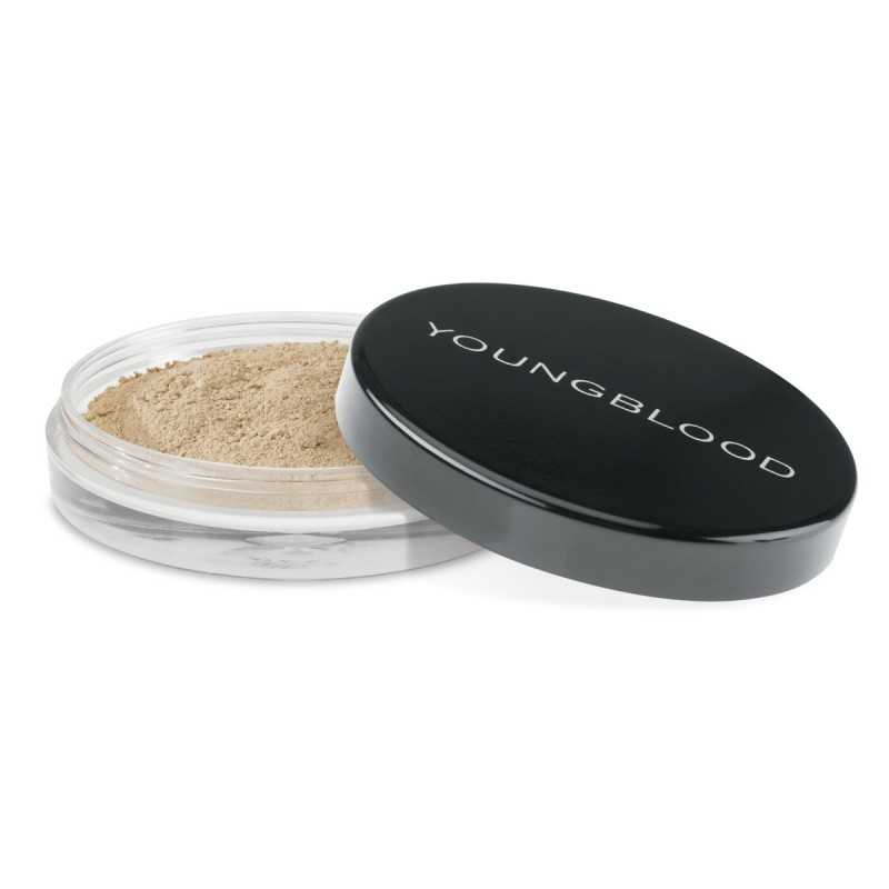 Soft Beige, Youngblood Loose Mineral Foundation