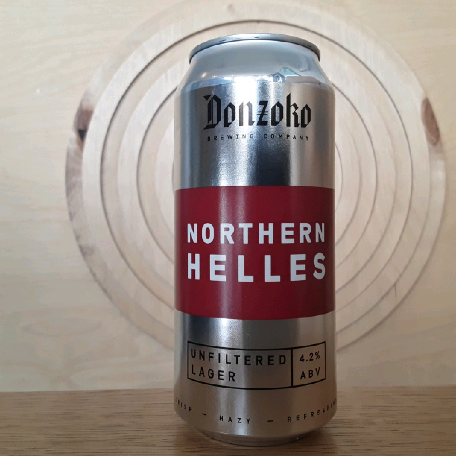 Donzoko | Northern Helles | Lager