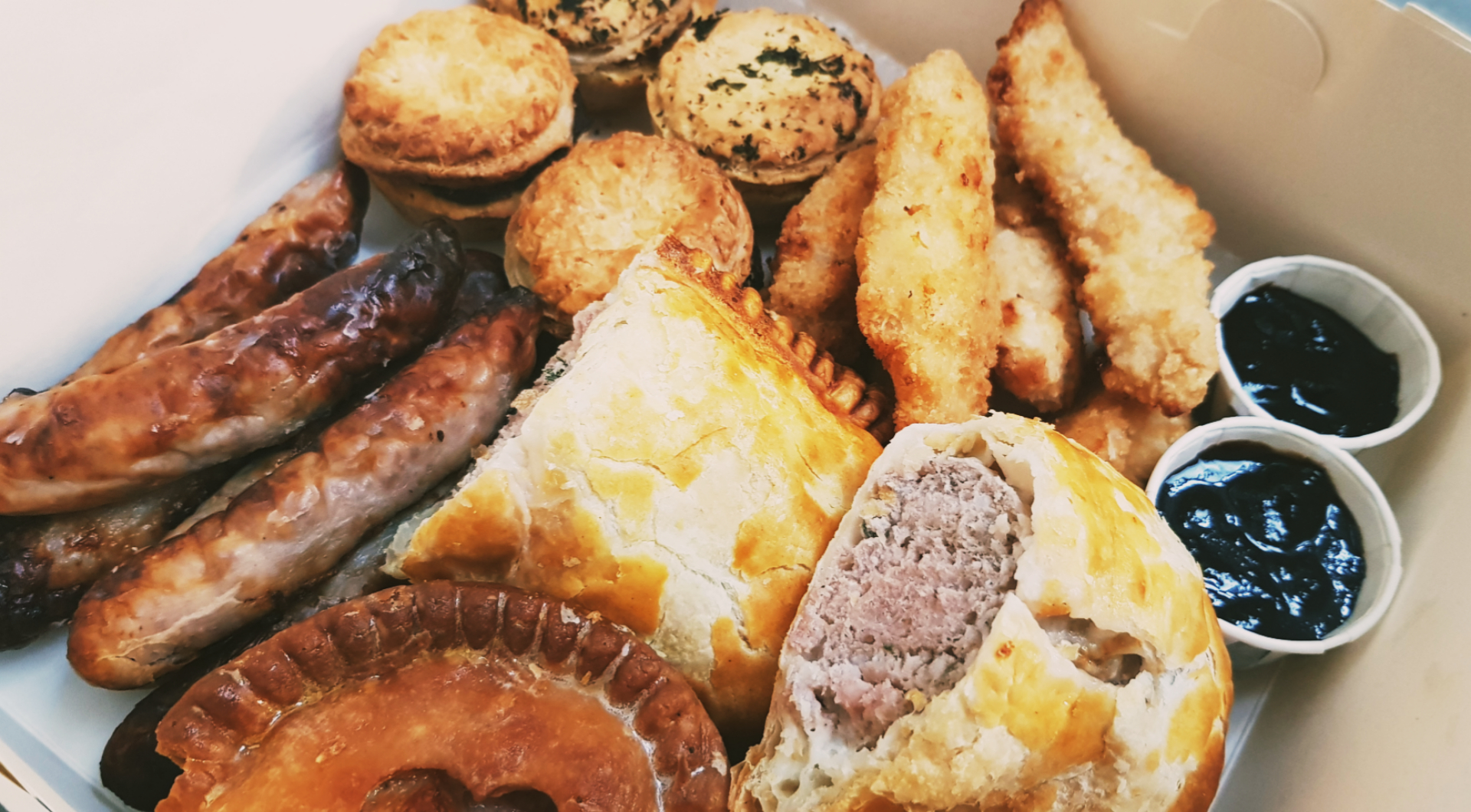 Cumbrian Tapas Sharing Box