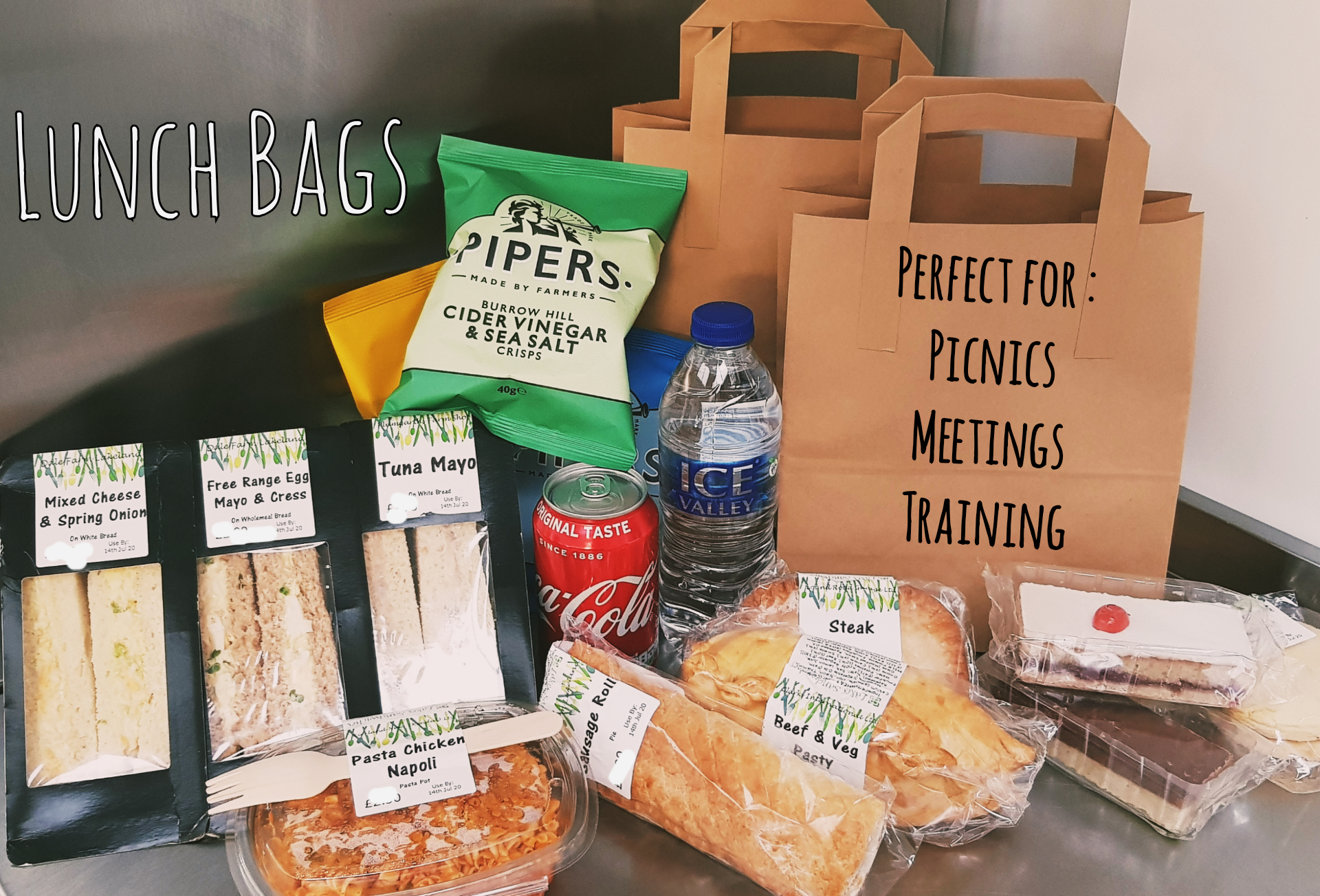 Picnic Lunch Bags