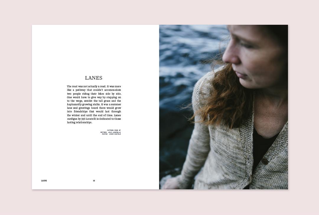 Laine Magazine - Issue 1