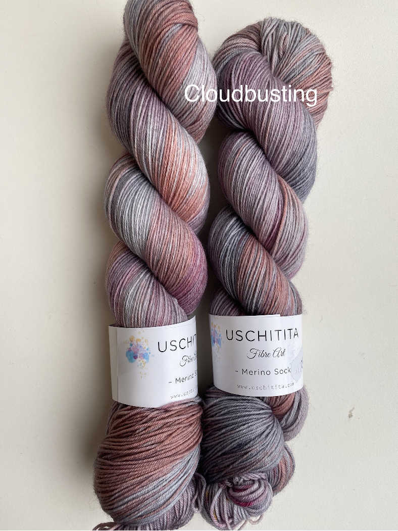 Uschitita Merino Sock