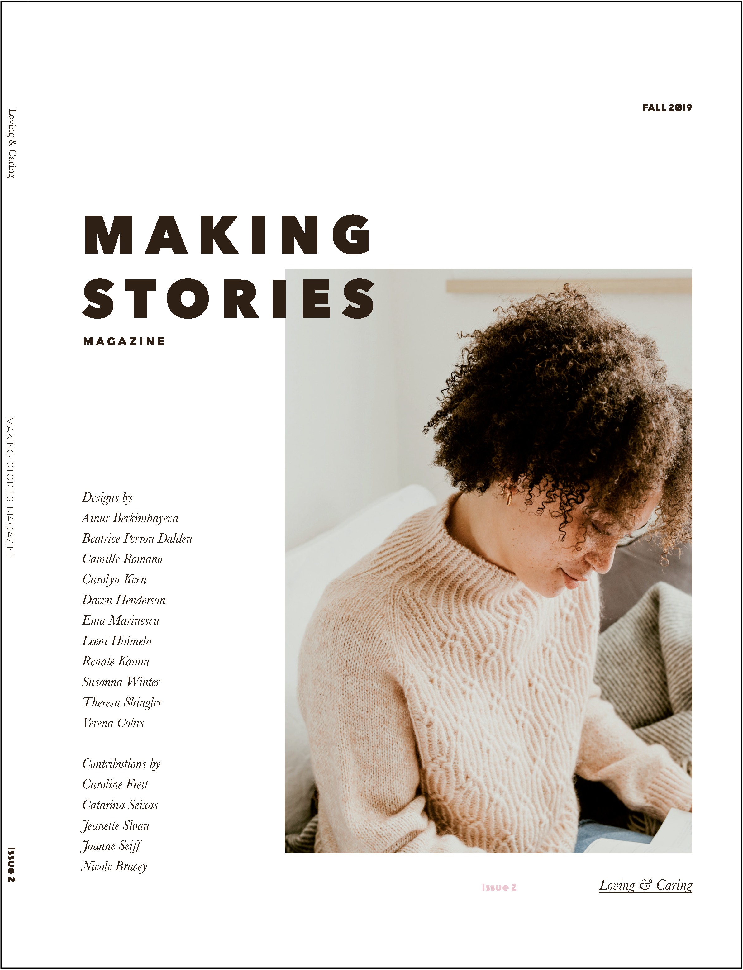 Making Stories: Issue 2