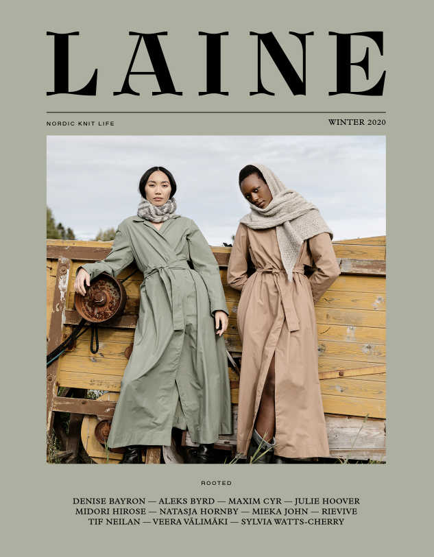 Laine Magazine - Issue 10 * Coming Soon