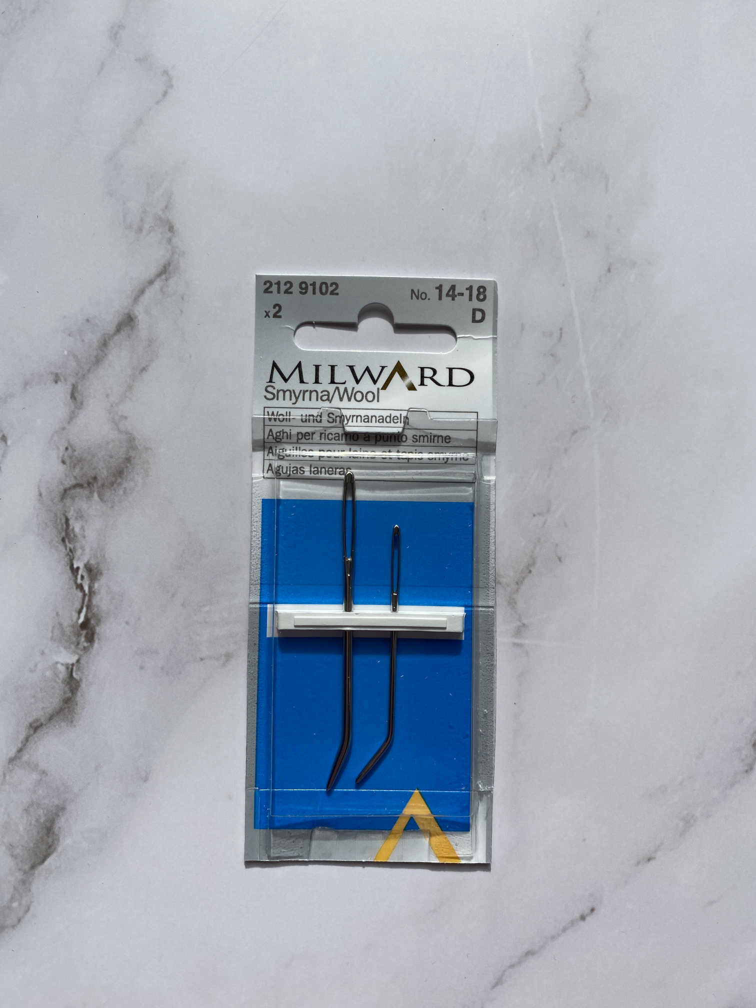 Milward Wool Needles