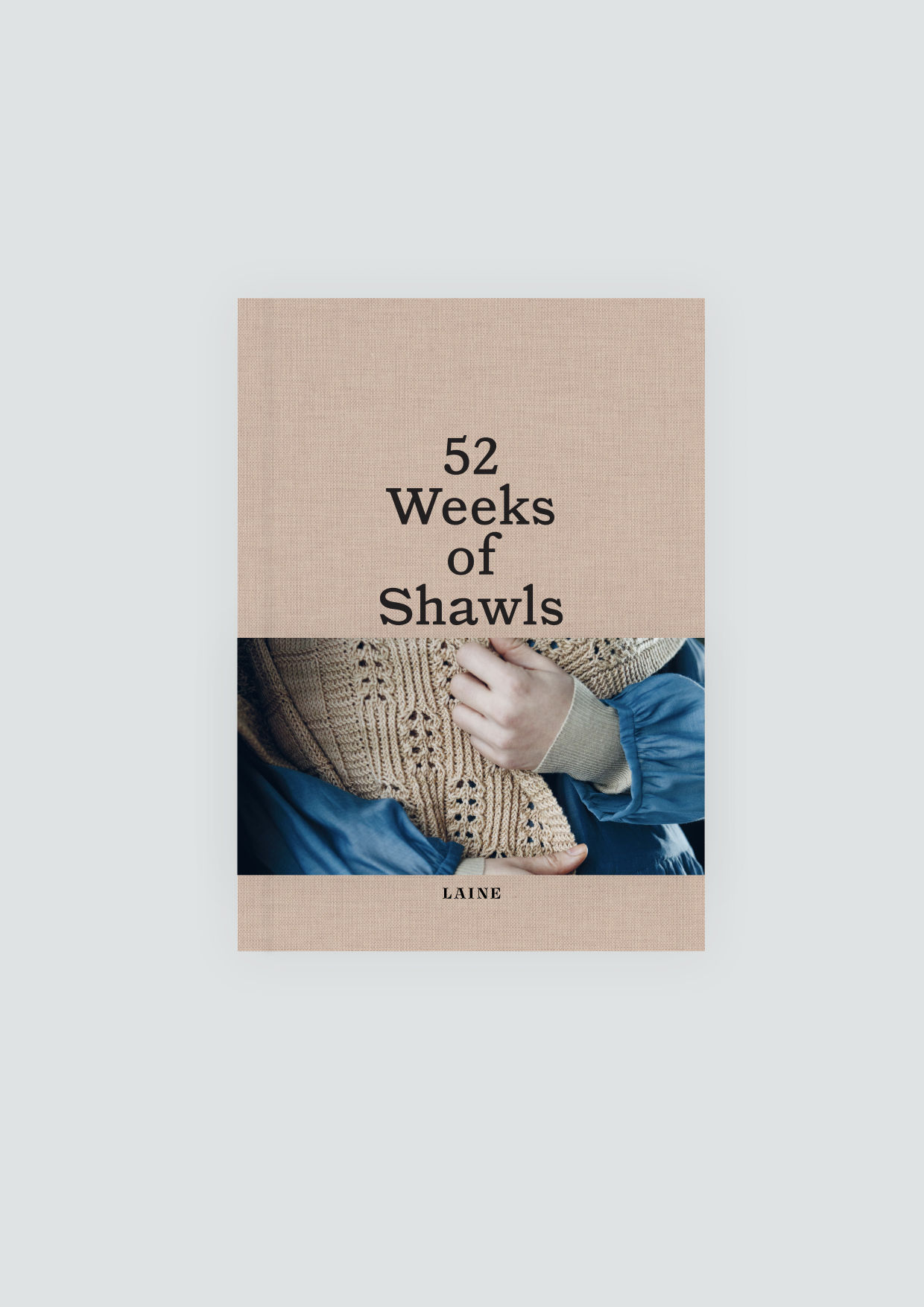 52 weeks of Shawls -  * NEW