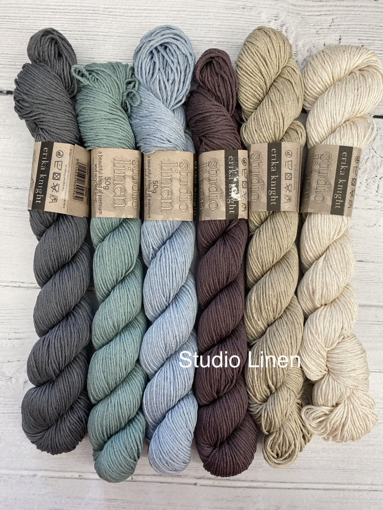 Studio Linen by Erika Knight