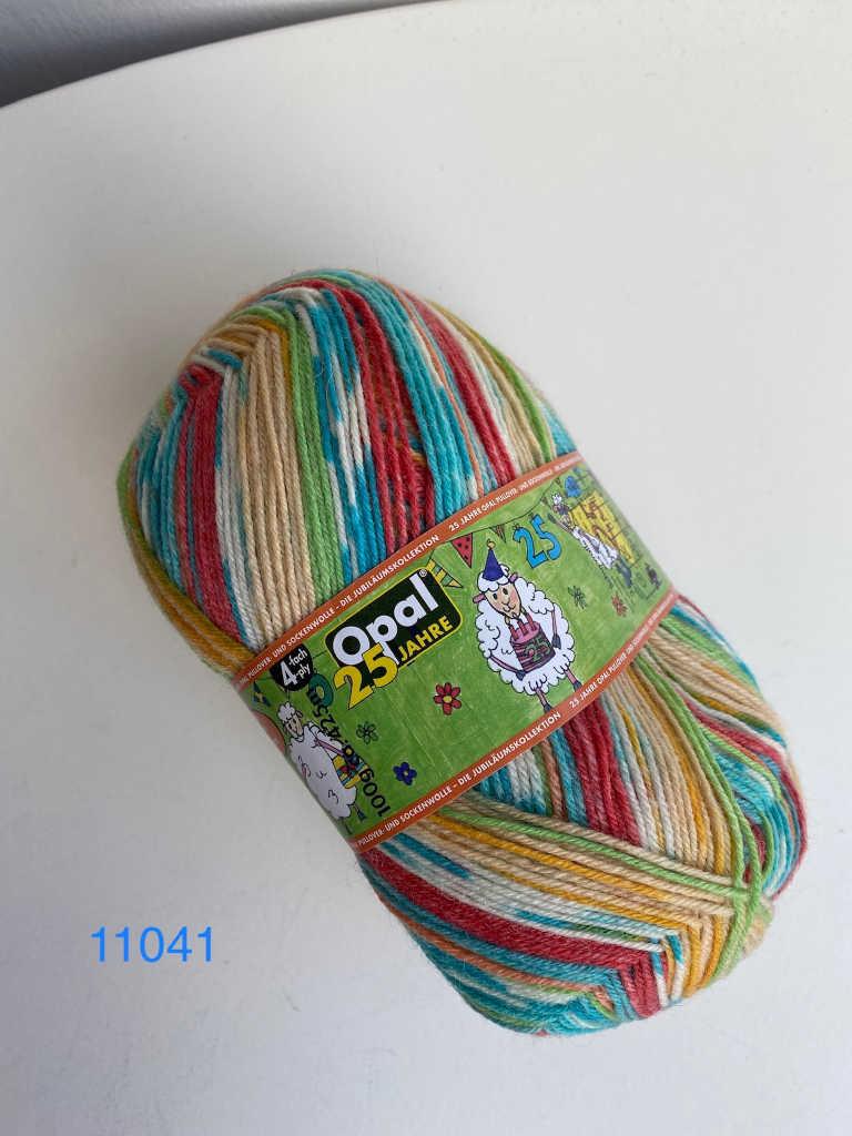 Opal 25 years 4ply Sock