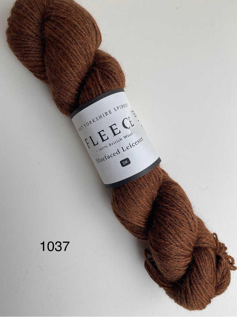 Fleece - Blueface Leicester DK