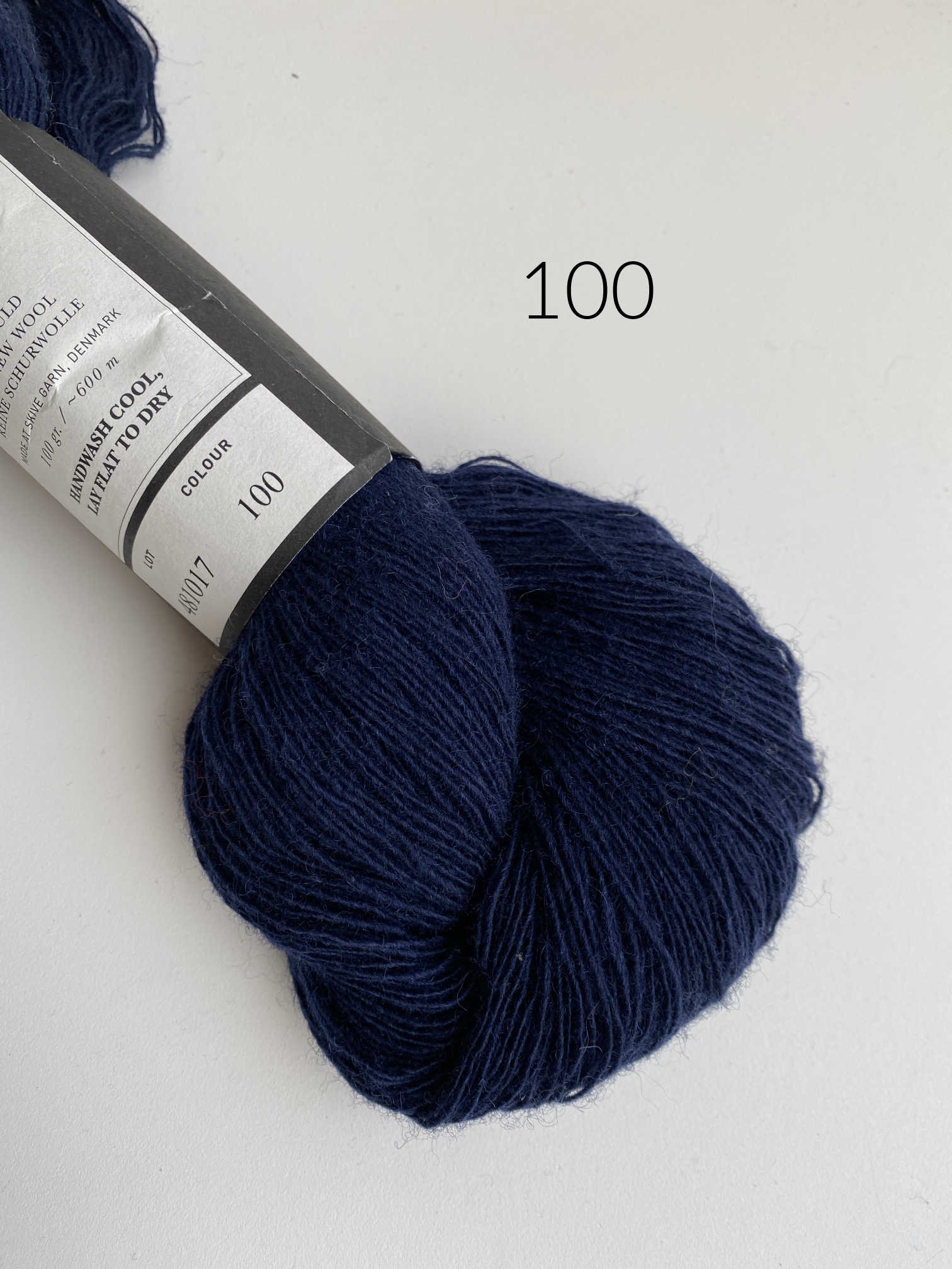 Isager Spinni - 100g