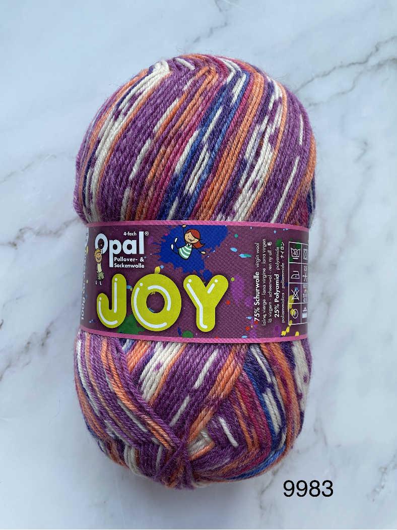 Opal JOY - 4ply Sock Yarn