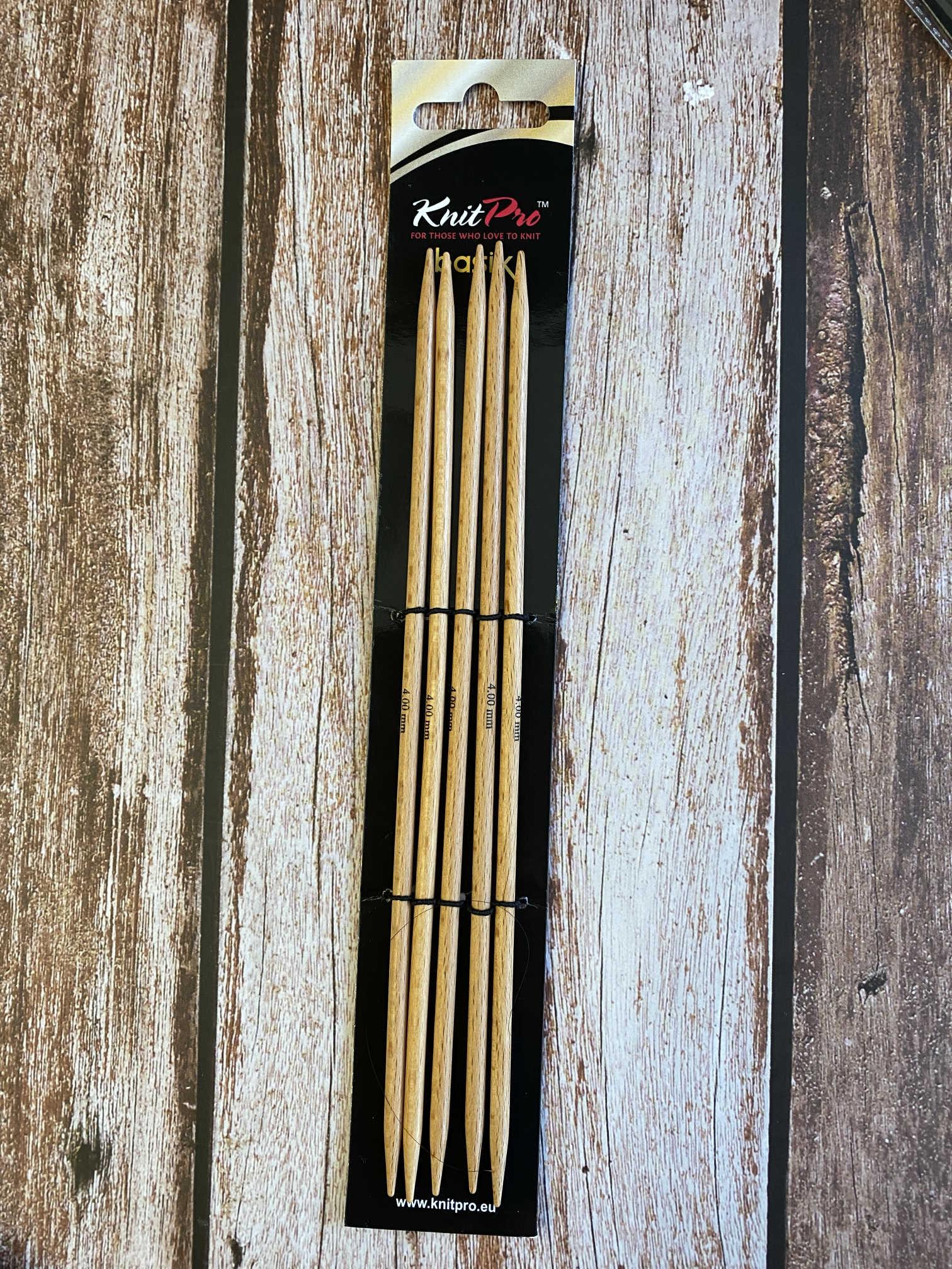 Basix Birch DPNs - 20cm / 8in