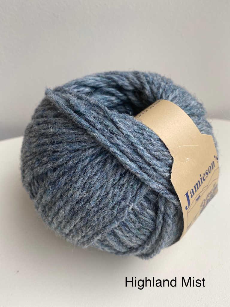 Jamieson's Shetland Marl  (Chunky)